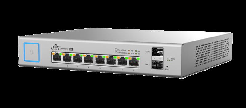 ubiquiti unifi switch 8 port e1604413349124