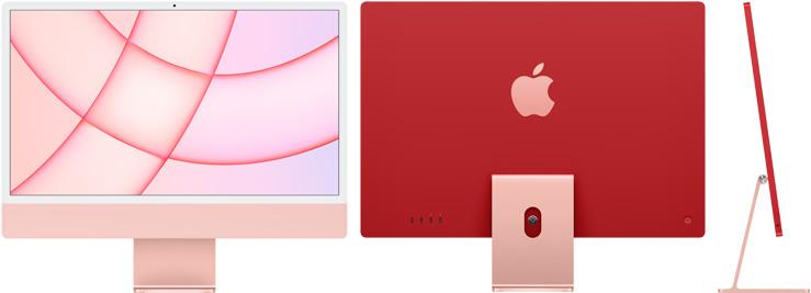 iMac Red
