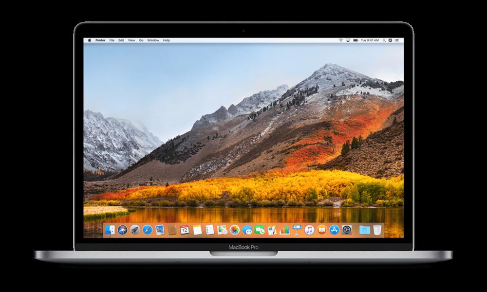 macBook Pro 16'' fgs